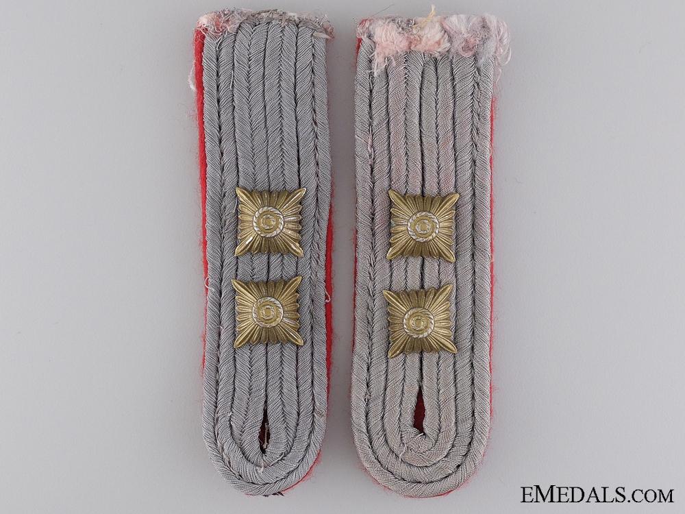 eMedals-Army Artillery Hauptman Shoulder Boards