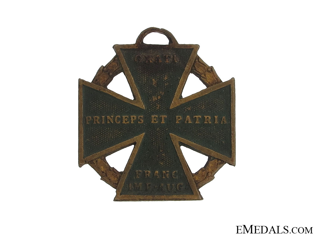 eMedals-Army Cross 1813-14