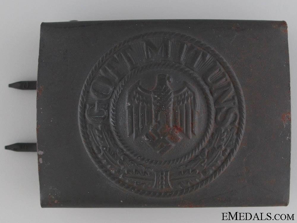 eMedals-Army EM/NCOS Belt Buckle