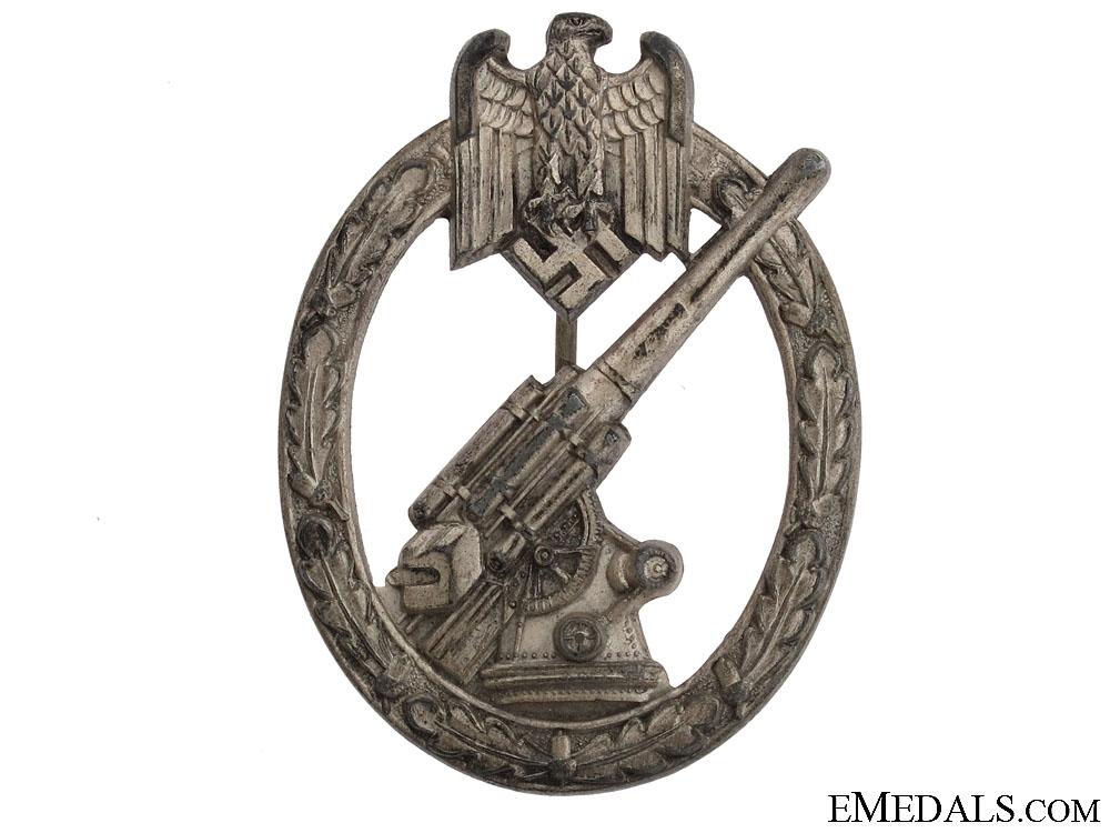 eMedals-Army Flak Badge by C.E.Juncker