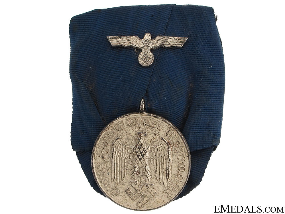 eMedals-Army Four Years Long Service Medal