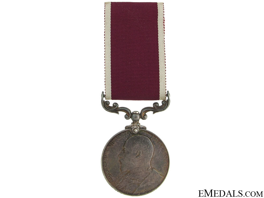eMedals-Army Long Service and Good Conduct Medal