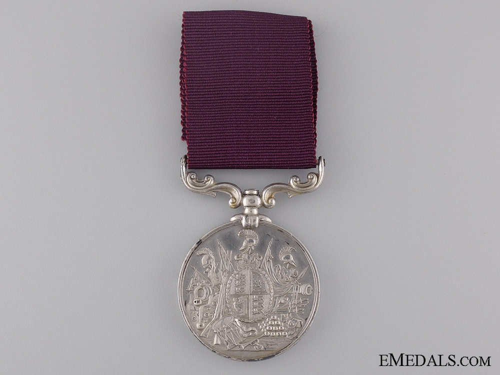 eMedals-Army Long Service & Good Conduct Medal to the 7th Hussars