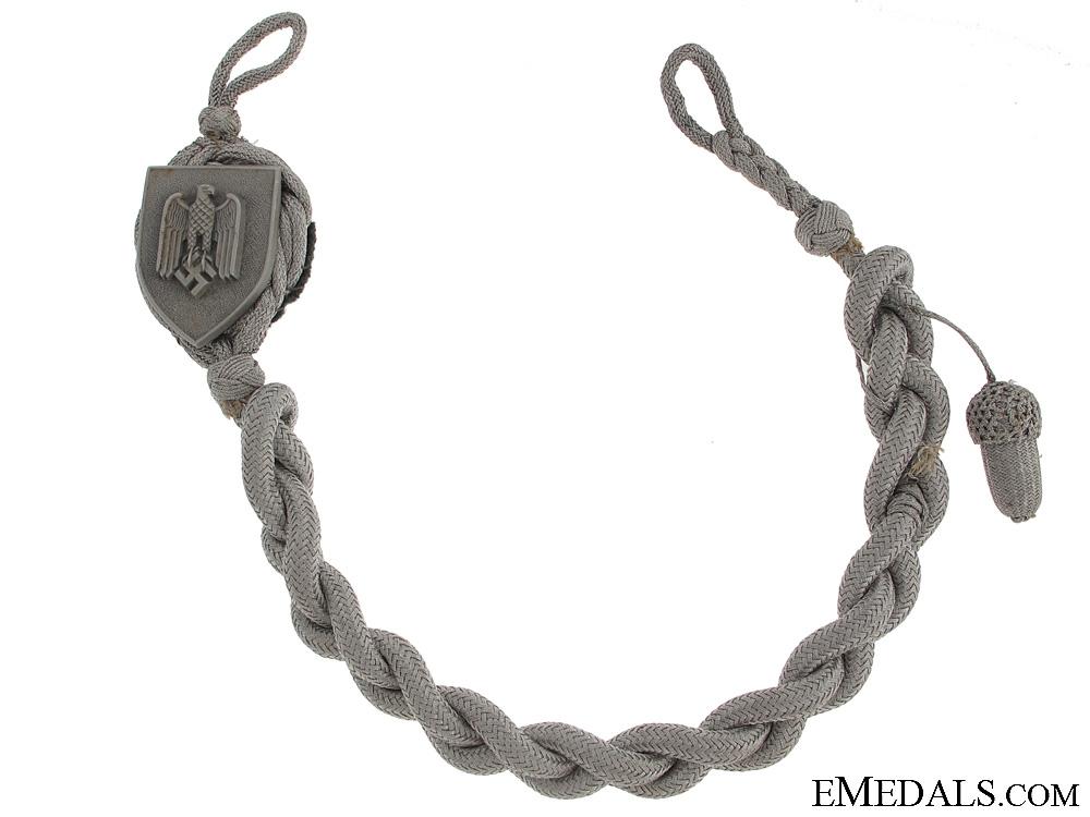 eMedals-Army Marksman's Lanyard – Grade II