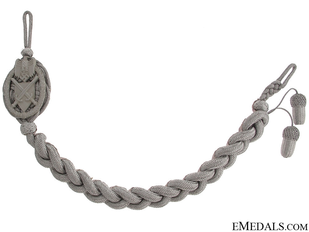 eMedals-Army Marksman's Lanyard – Grade III