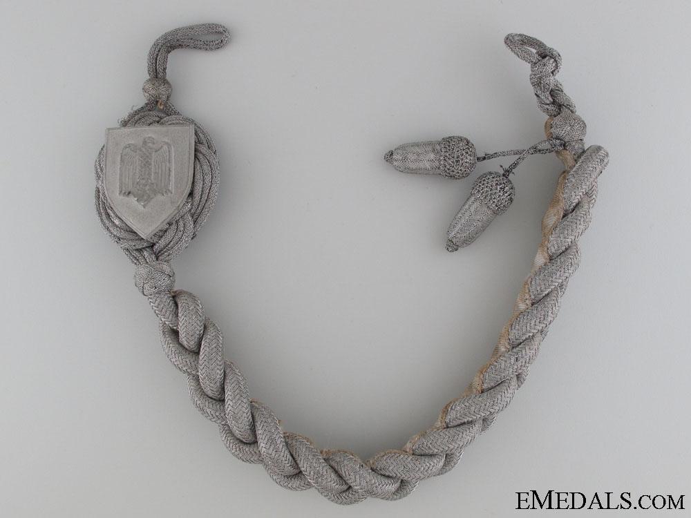 eMedals-Army Marksman's Lanyard - Grade III