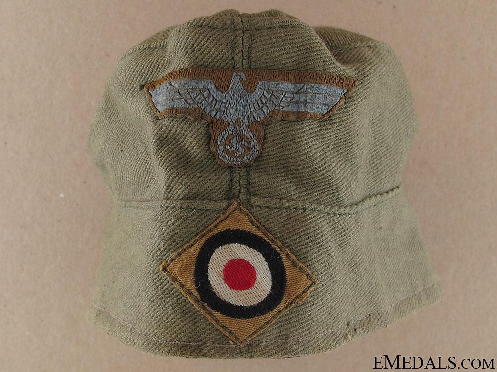 eMedals-Army Tropical M38 Overseas (Feldmütze) Cap