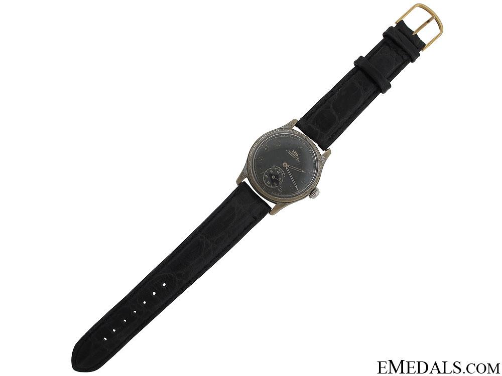 eMedals-Arsa Wehrmacht Army Wrist Watch