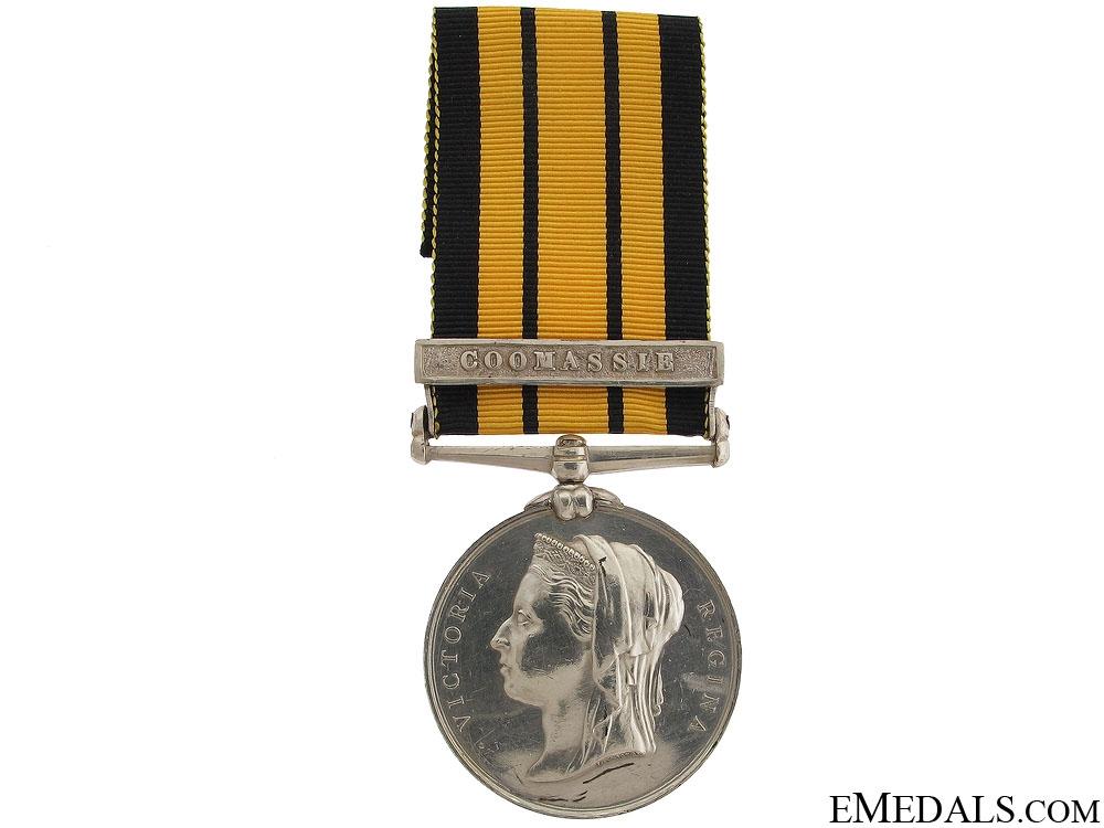 eMedals-Ashantee Medal 1873 - Rifle Brigade
