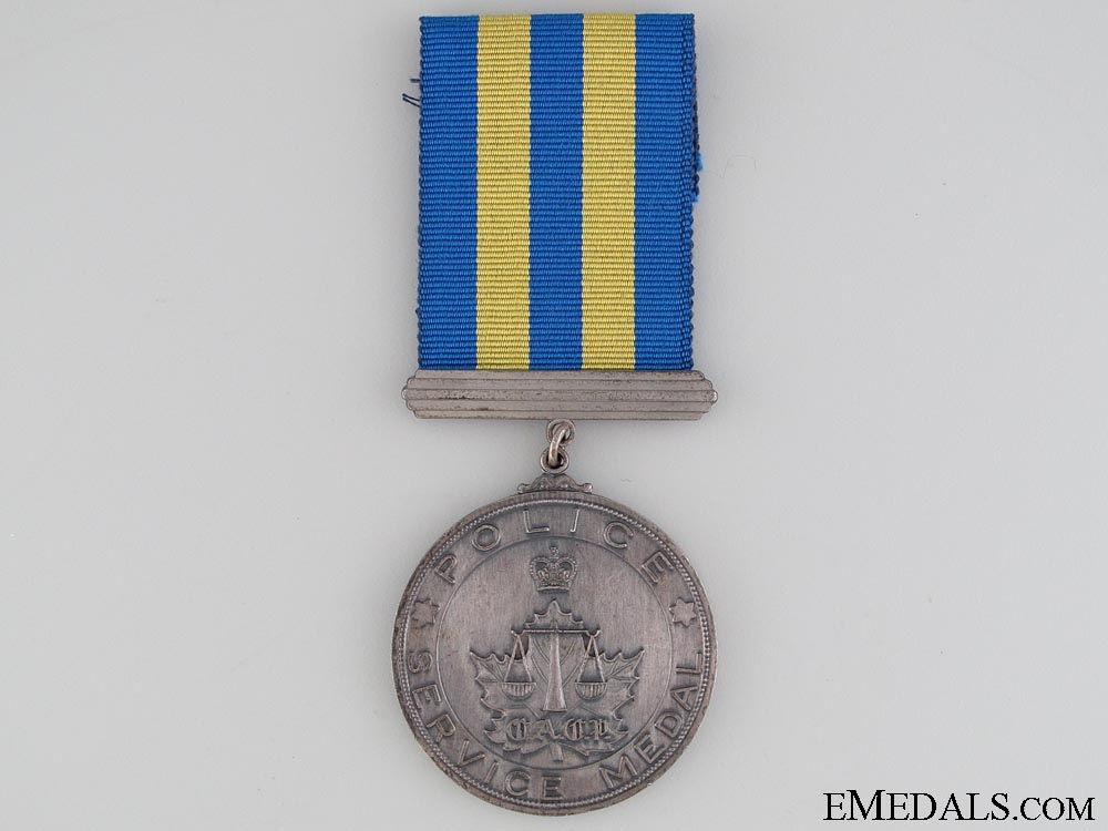 eMedals-Association of Chiefs of Police Service Medal 1966