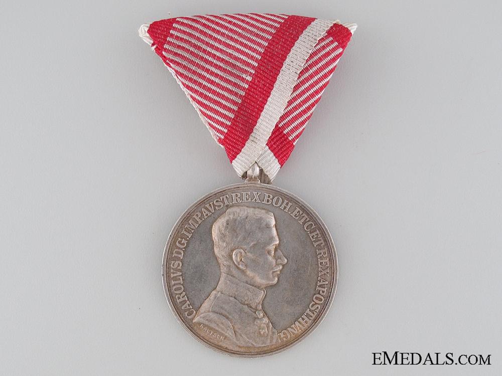 eMedals-Austrian Bravery Medal; 1st Class, Karl I (1917-1918)