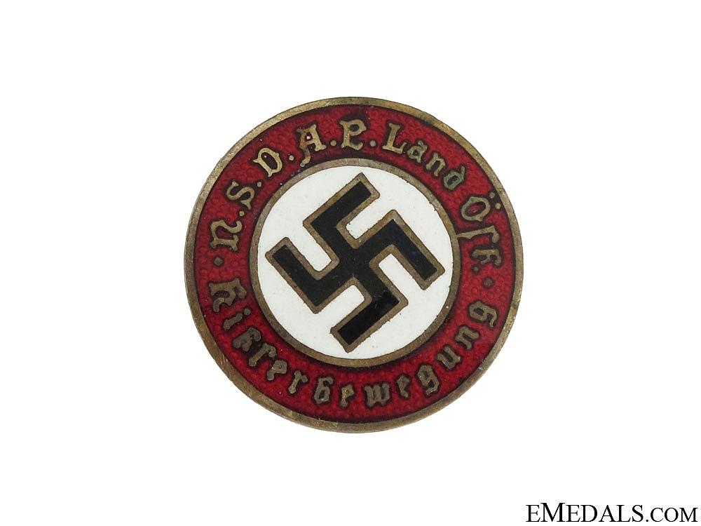 eMedals-Austrian NSDAP Badge
