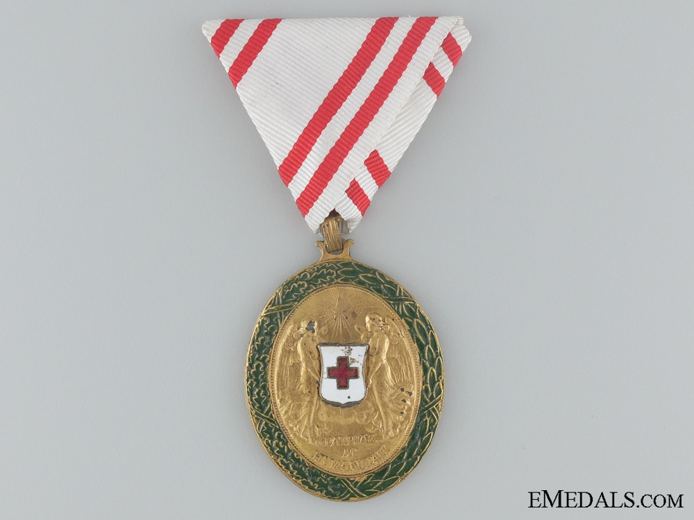 eMedals-Austrian Red Cross Medal