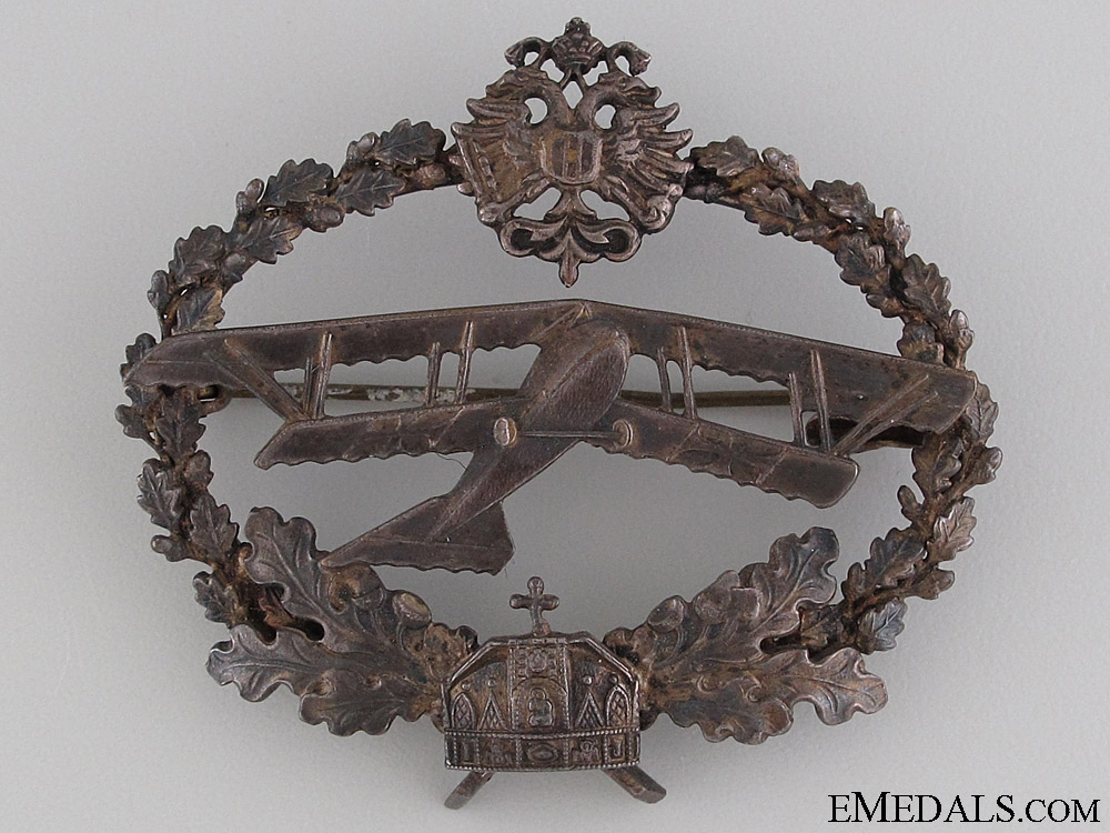 eMedals-Austro-Hungarian Flying Badge