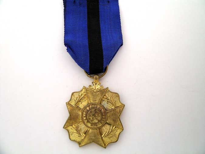 eMedals-ORDER OF LEOPOLD II