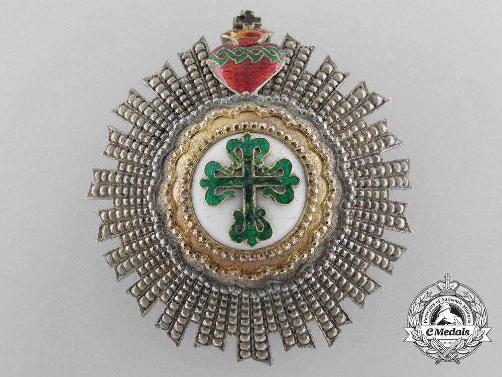 eMedals-A Portuguese Order of Aviz; Ladies Breast Star