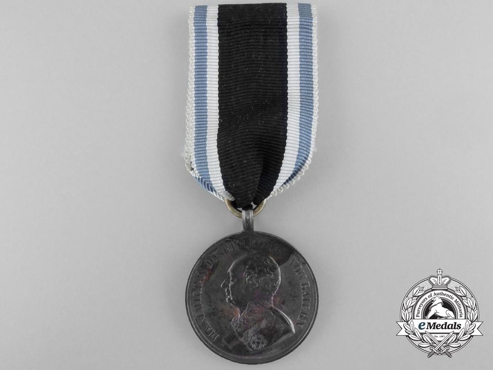 eMedals-A Bavarian Silver Military Merit Medal