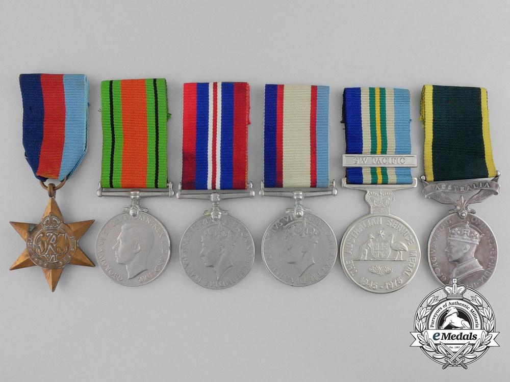 "eMedals-A Second War Group to 2/40 Australian Infantry Battalion ""Royal Tasmania Regiment"""
