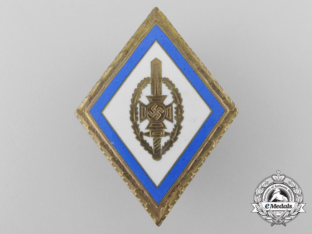 eMedals-An NSKOV Honor Badge with Oakleaves