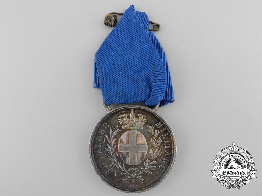 eMedals-An Italian Silver Al Valore Militaire