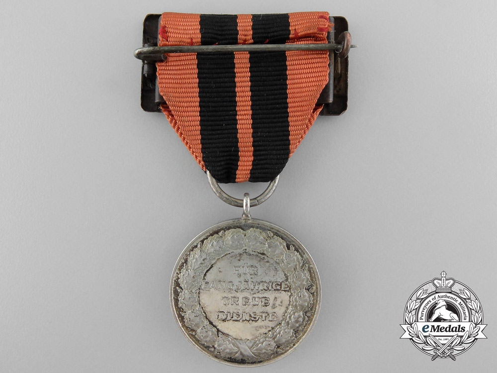 eMedals-A Württemberg  Recognition Medal of King Charles Jubilee Foundation