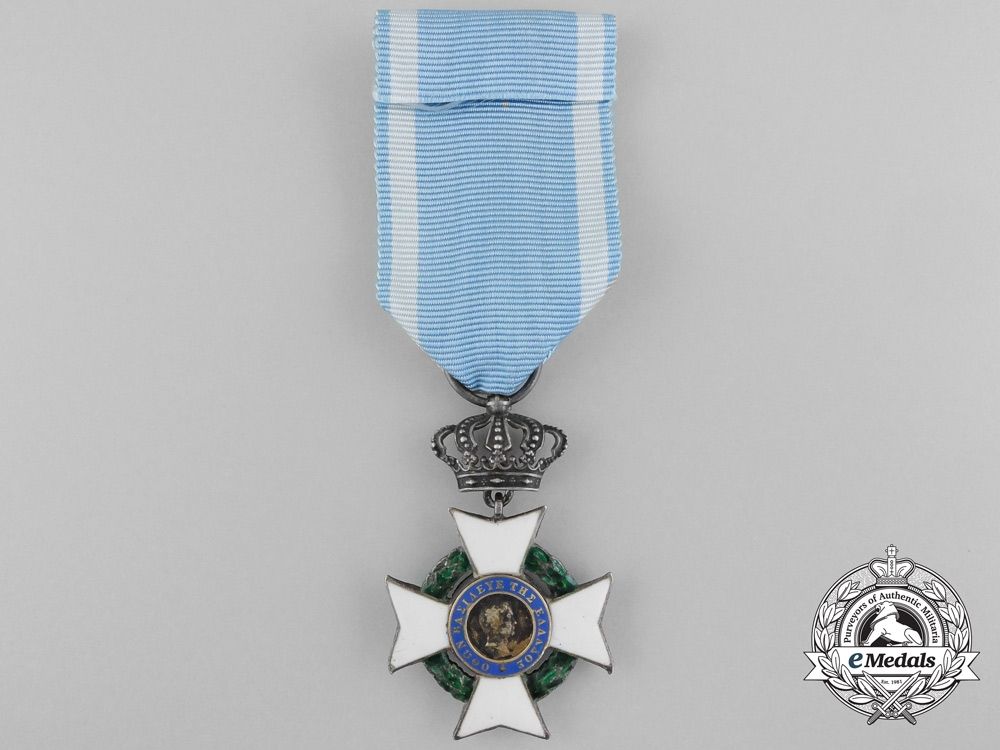eMedals-Greece, Kingdom. An Order of the Redeemer, Knight, c.1860