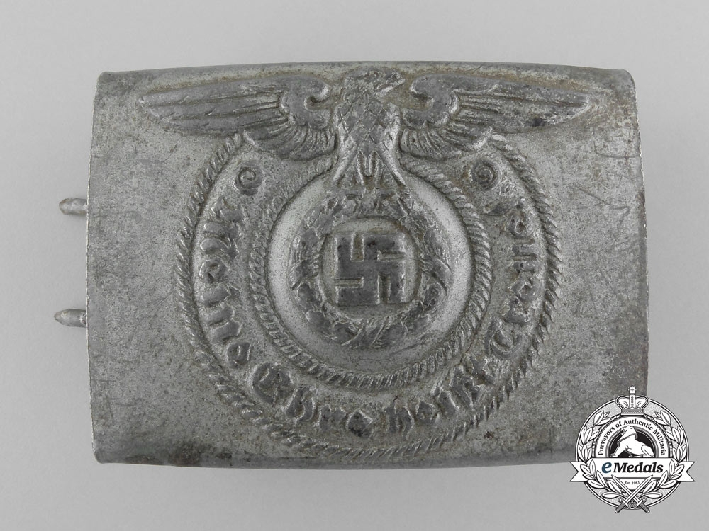 eMedals-Germany, SS. An EM/NCO's Belt Buckle