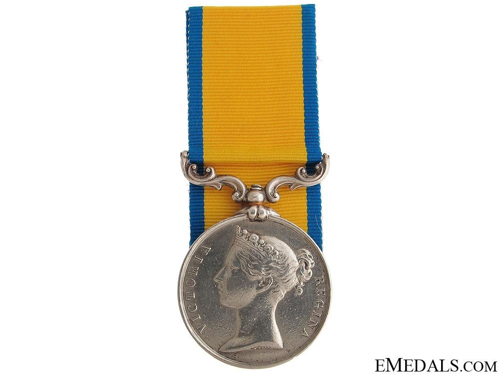 eMedals-Baltic Medal 1854-55