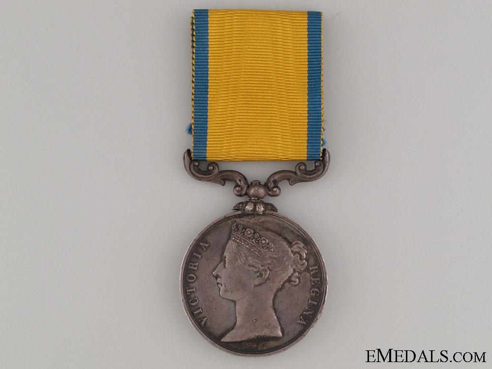 eMedals-Baltic Medal 1854-1855