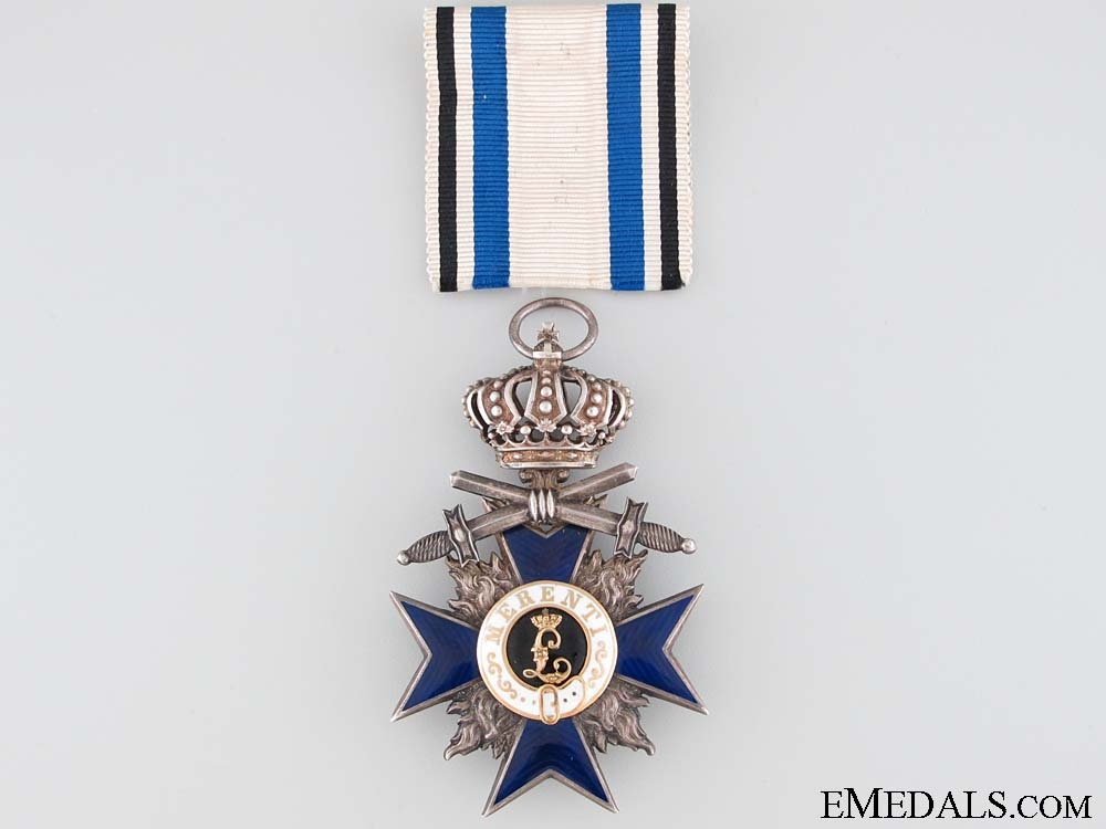 eMedals-A Bavarian Order of Military Merit with Swords; 4th Class