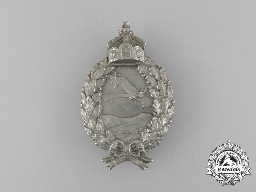 eMedals-Prussia, State. A Pilot's Badge