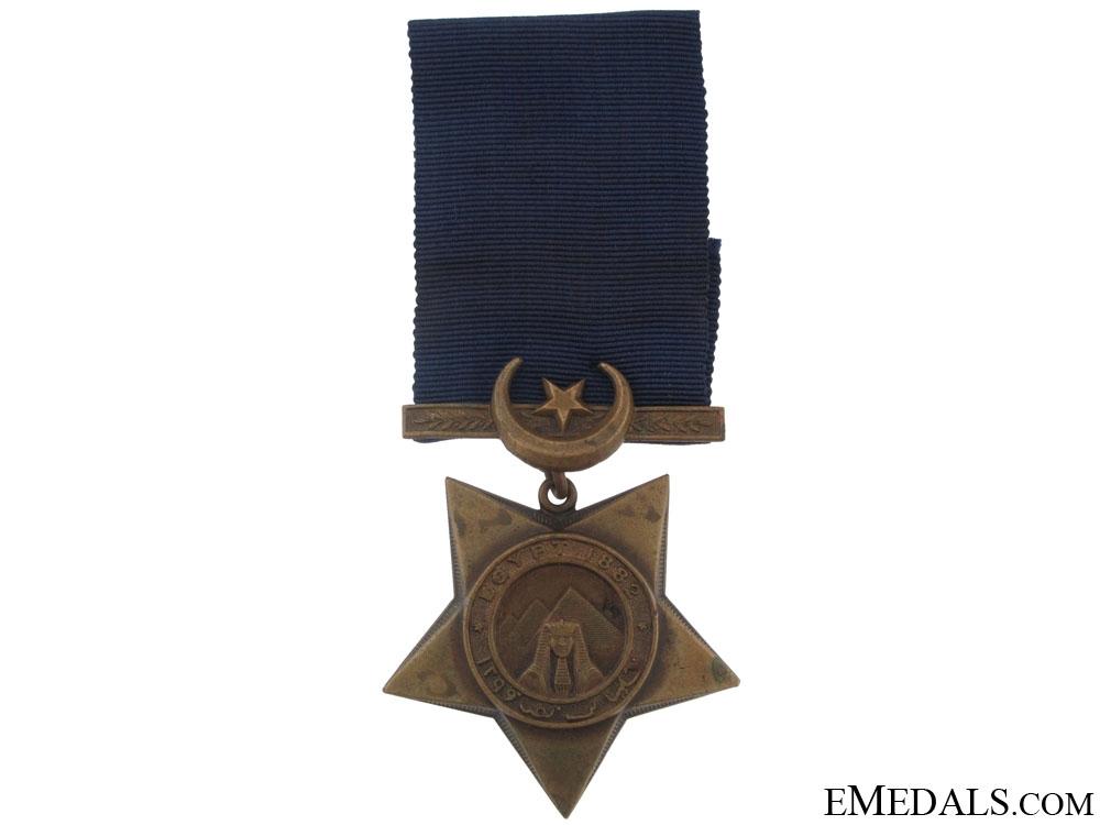 eMedals-Khedives Star 1884
