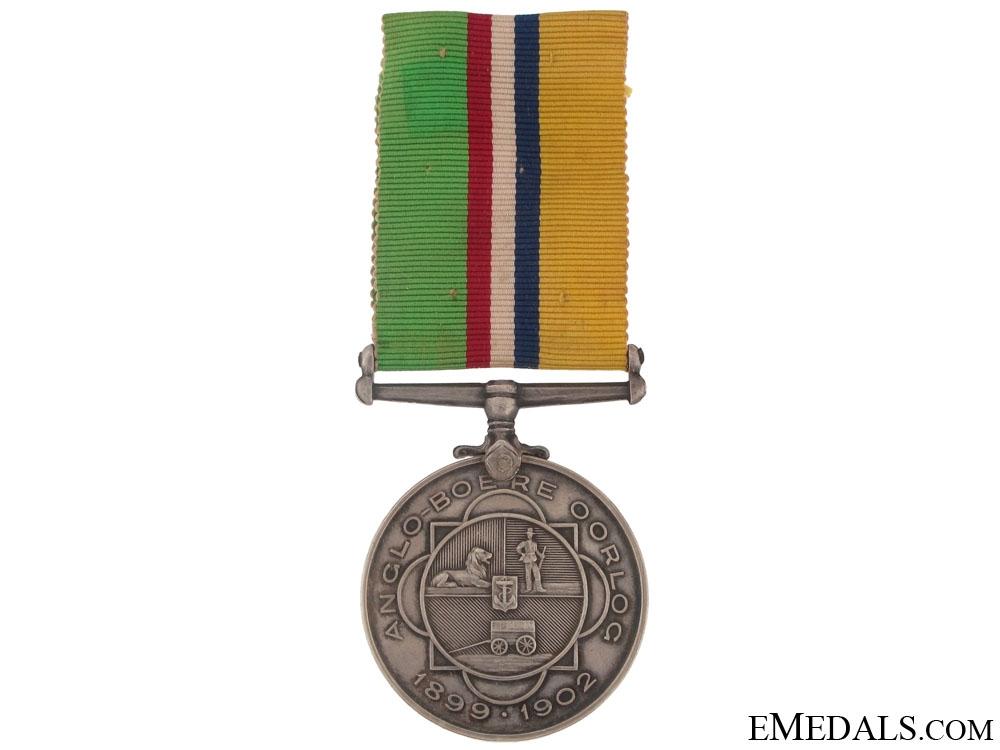 eMedals-Anglo-Boere Oorlog (War) Medal