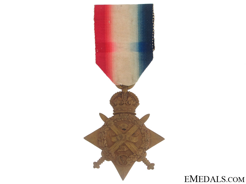 eMedals-1914 Star - Royal Rifles Corps