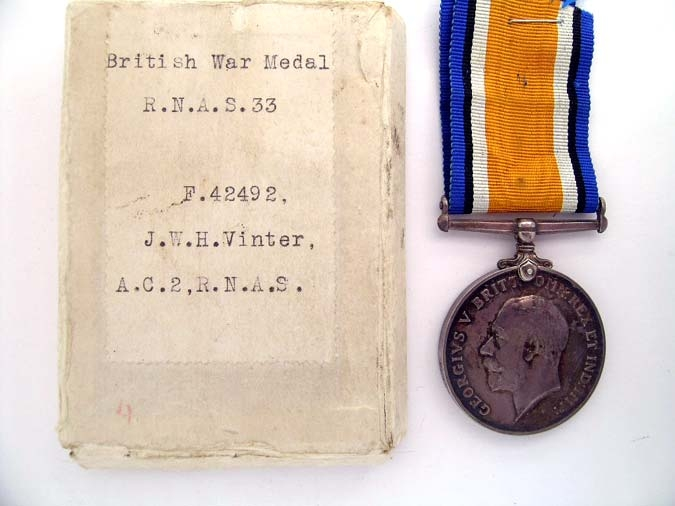 eMedals-BRITISH WAR MEDAL