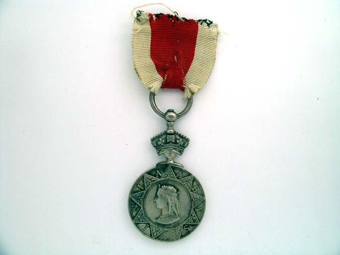 eMedals-ABYSSINIAN WAR MEDAL 1867