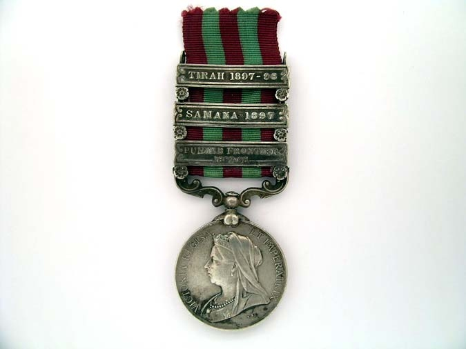eMedals-INDIA GENERAL SERVICE MEDAL 1895-1902