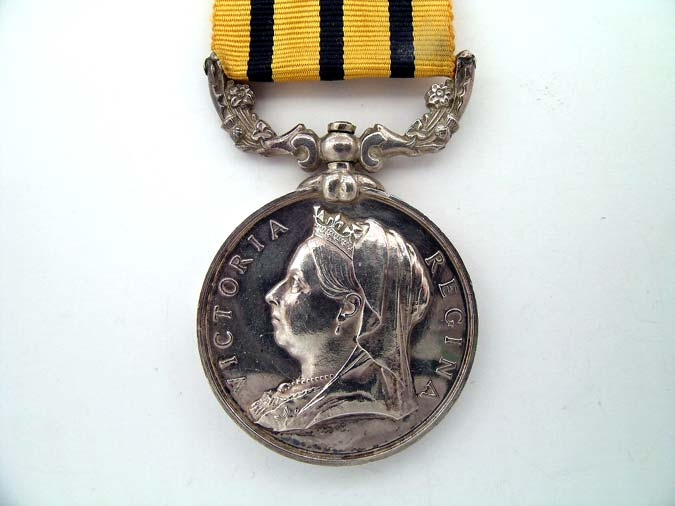eMedals-British South Africa Company's Medal 1890-97