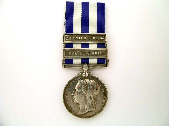 eMedals-Egypt Medal 1882-89