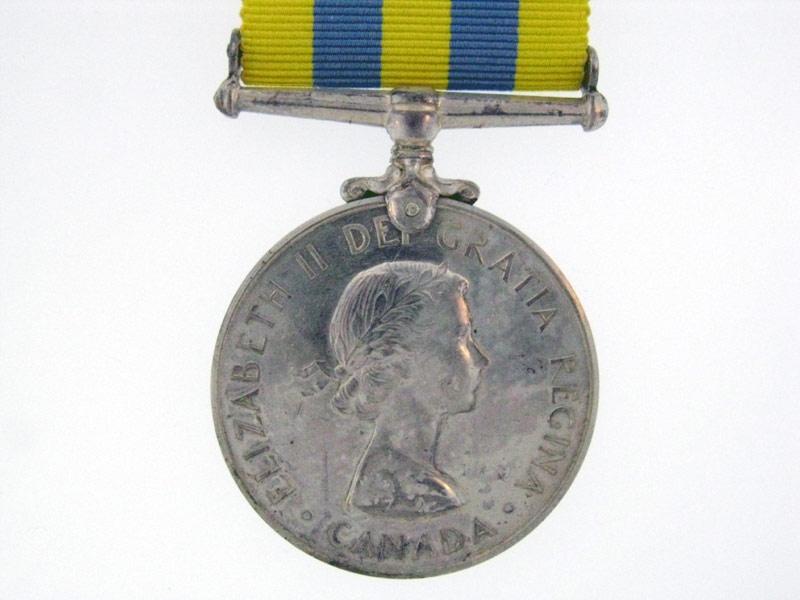 eMedals-Canadian Korea Medal
