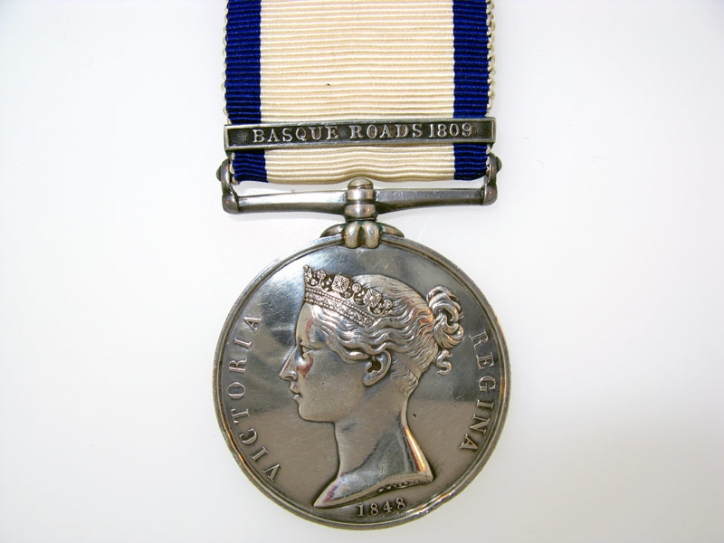 eMedals-Naval General Service Medal 1793-1840