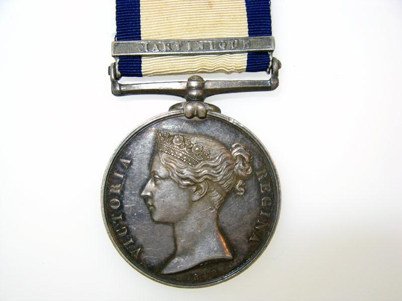eMedals-Naval General Service Medal 1793-1840