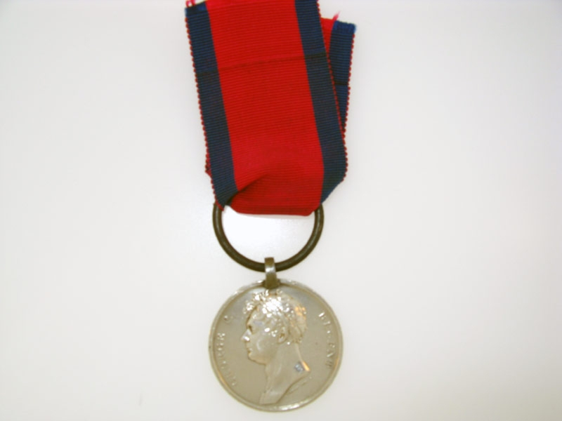 eMedals-Waterloo Medal 1815