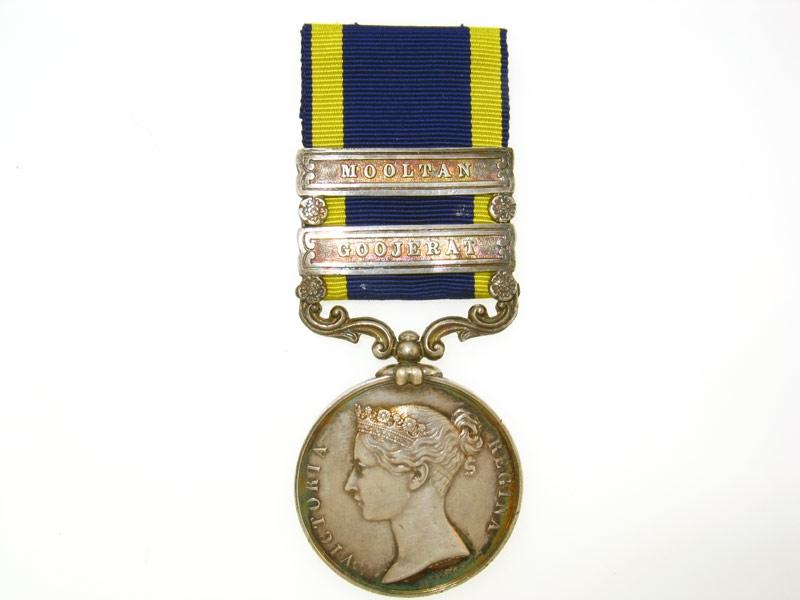 eMedals-Punjab Medal 1848-48