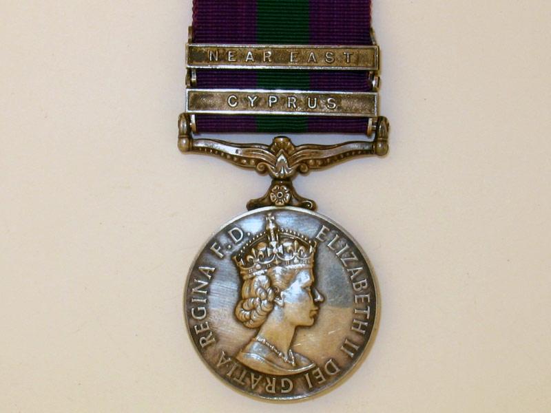 eMedals-General Service Medal 1918-62