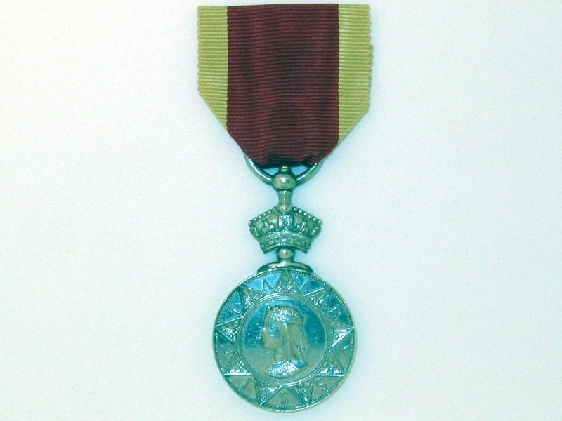eMedals-Abyssinian War Medal 1867-68,