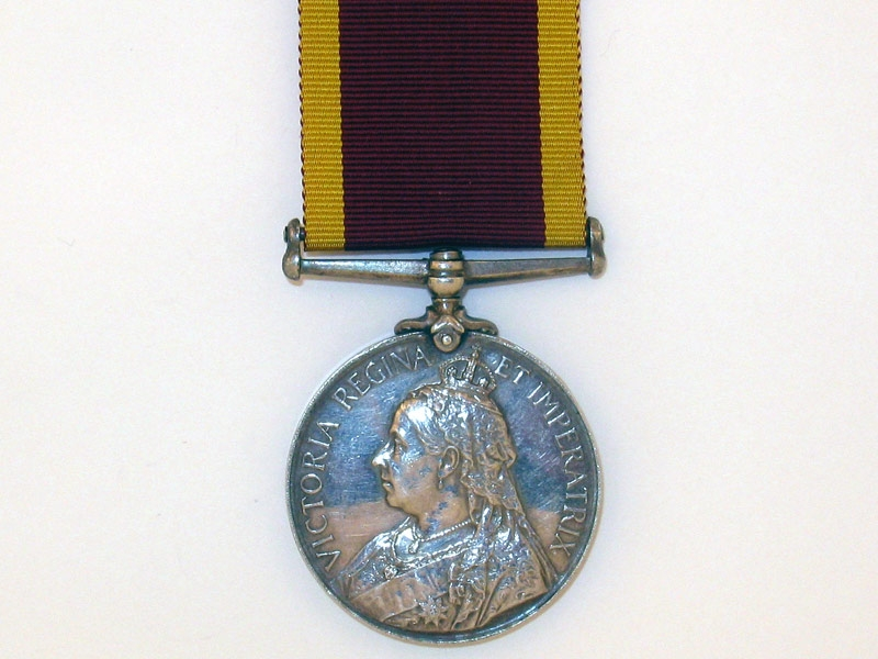 eMedals-China War Medal 1900,