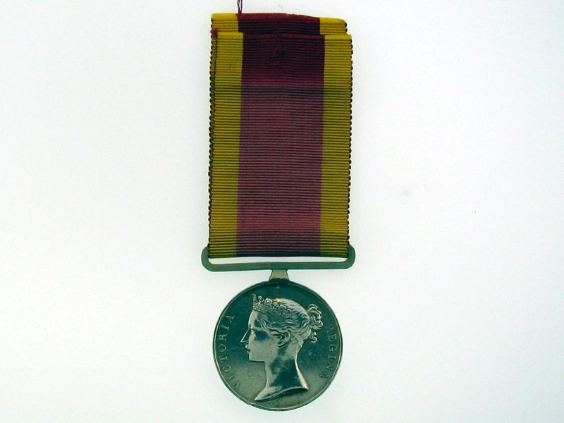 eMedals-China War Medal 1842