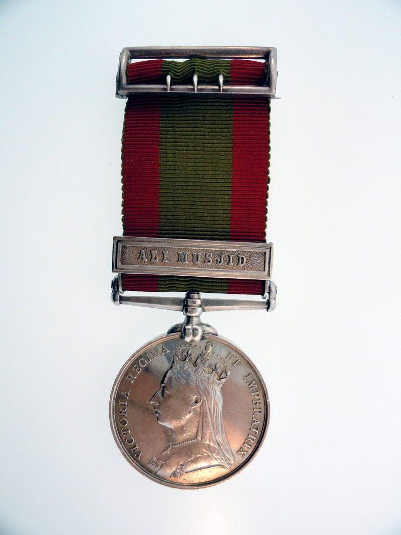 eMedals-Afghanistan Medal - Lt COL.C.L.WOODRUFFE