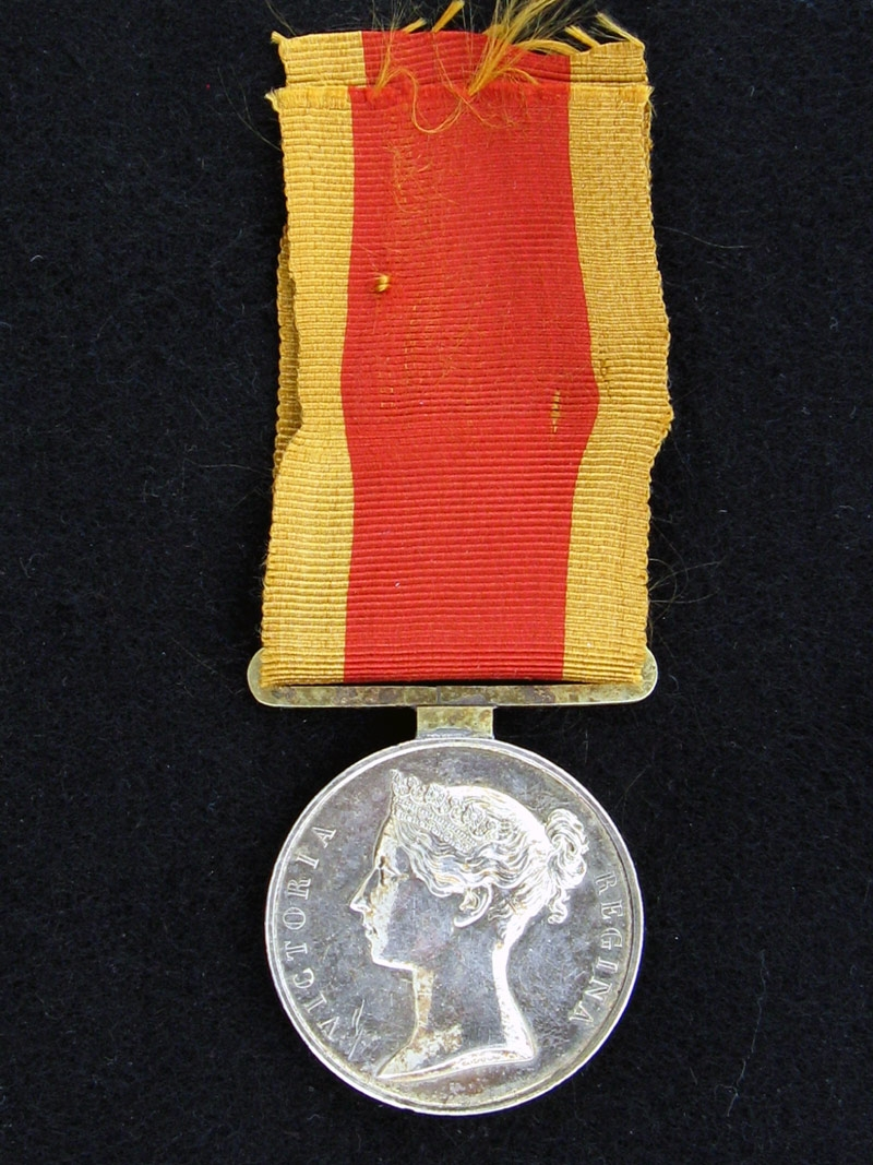 eMedals-First China War Medal – 1842